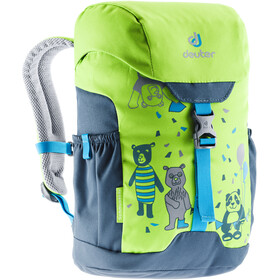Deuter Schmusebär Backpack 8l Barn kiwi/arctic
